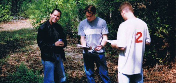 Blake Taylor Marcus_directing Trail Scene 2