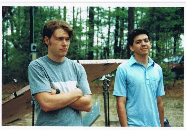 Marcus & Aaron_Ext. Cabin